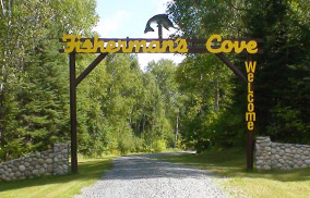 Welcome to Fisherman's Cove in Ear Falls Ontario